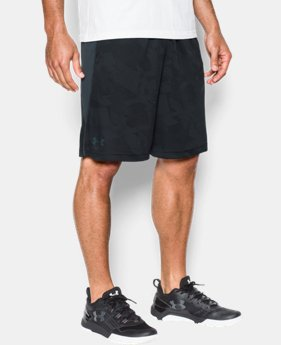 "Men's UA Raid Graphic 10"" Shorts LIMITED TIME: FREE SHIPPING 1 Color $39.99"