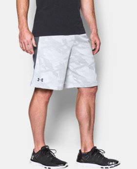 "Men's UA Raid Graphic 10"" Shorts  1 Color $26.99"