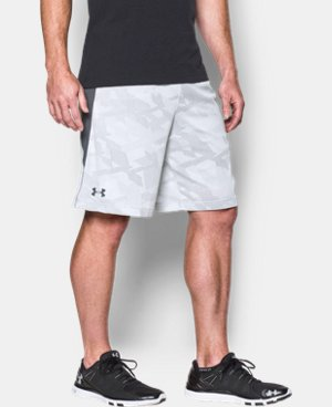 "Men's UA Raid Graphic 10"" Shorts LIMITED TIME: FREE SHIPPING 1 Color $26.99"