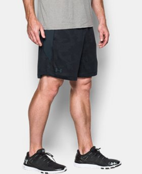 "Men's UA Raid Graphic 8"" Shorts"