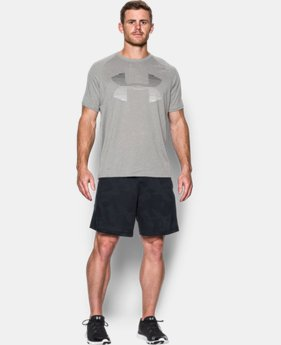 "New Arrival  Men's UA Raid Graphic 8"" Shorts  1 Color $39.99"