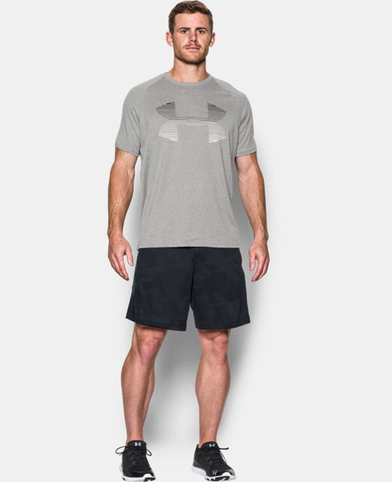 "Men's UA Raid Graphic 8"" Shorts LIMITED TIME: FREE SHIPPING 1 Color $39.99"