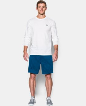 "Men's UA Raid Graphic 8"" Shorts  1 Color $34.99"