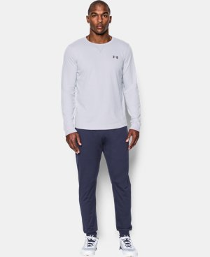Men's UA Waffle Crew LIMITED TIME: 15% OFF 4 Colors $49.99