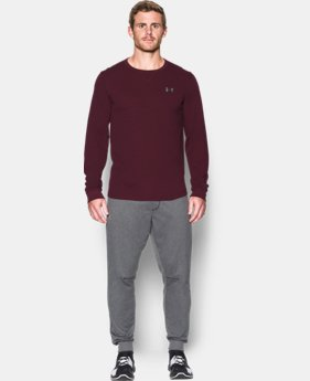 Men's UA Waffle Crew LIMITED TIME: FREE SHIPPING 3 Colors $44.99