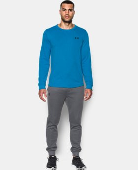 Men's UA Waffle Crew LIMITED TIME: FREE SHIPPING 1 Color $44.99