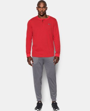 Men's UA Waffle Henley LIMITED TIME OFFER + FREE U.S. SHIPPING 1 Color $29.99