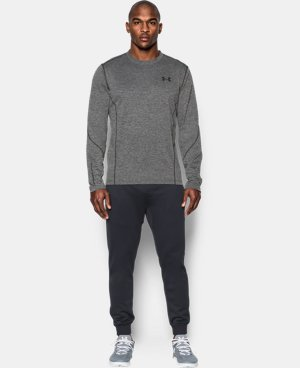 Men's UA ColdGear® Infrared Grid Long Sleeve T-Shirt  LIMITED TIME: FREE SHIPPING 1 Color $56.99 to $74.99