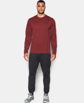 Men's UA ColdGear® Infrared Grid Long Sleeve T-Shirt   1 Color $64.99