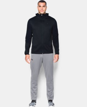 New Arrival Men's UA ColdGear® Infrared Grid Hoodie  1 Color $79.99