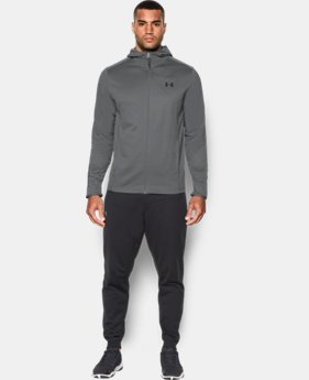 Men's UA ColdGear® Infrared Grid Hoodie  3 Colors $79.99