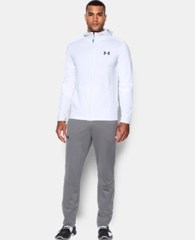 New Arrival  Men's UA ColdGear® Infrared Grid Hoodie   $89.99