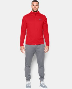 New Arrival  Men's UA ColdGear® Infrared Grid Hoodie  1 Color $89.99