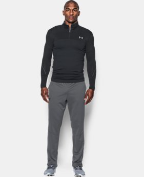 New Arrival  Men's UA ColdGear® Infrared Grid Pants  2 Colors $84.99