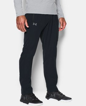 Men's UA Storm Woven Tapered Pants LIMITED TIME: FREE SHIPPING 1 Color $59.99