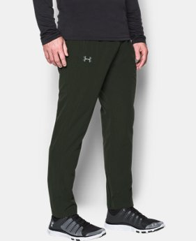New Arrival Men's UA Storm Woven Tapered Pants  1 Color $69.99