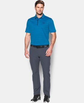 Men's UA CoolSwitch Jacquard Polo LIMITED TIME: FREE SHIPPING 1 Color $63.99