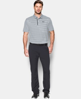 Best Seller Men's UA CoolSwitch Jacquard Polo  1 Color $84.99