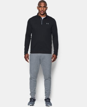 Men's UA ColdGear® Infrared Lightweight ¼ Zip  4 Colors $59.99