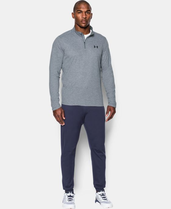 Men's UA ColdGear® Infrared Lightweight ¼ Zip LIMITED TIME: FREE SHIPPING 1 Color $52.99