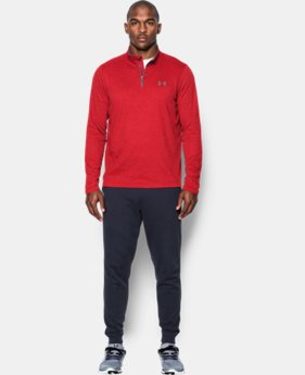 New Arrival  Men's UA ColdGear® Infrared Lightweight ¼ Zip   $69.99