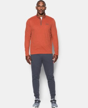 Men's UA ColdGear® Infrared Lightweight ¼ Zip LIMITED TIME: FREE SHIPPING 1 Color $52.99 to $69.99