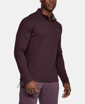 Men's UA ColdGear® Infrared Lightweight ¼ Zip  10 Colors $44.99