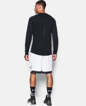 Men's UA Baseline Long Sleeve T-Shirt    $33.99