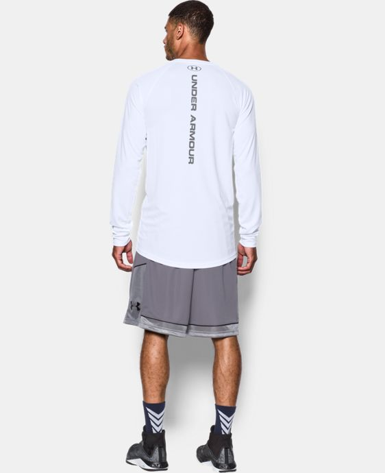 Men's UA Baseline Long Sleeve T-Shirt  LIMITED TIME: FREE U.S. SHIPPING 1 Color $44.99