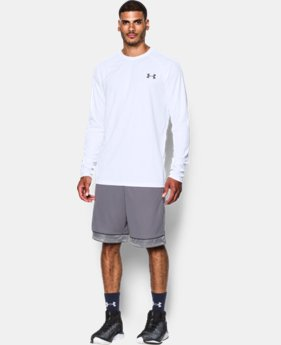 New Arrival Men's UA Baseline Long Sleeve T-Shirt   1 Color $44.99
