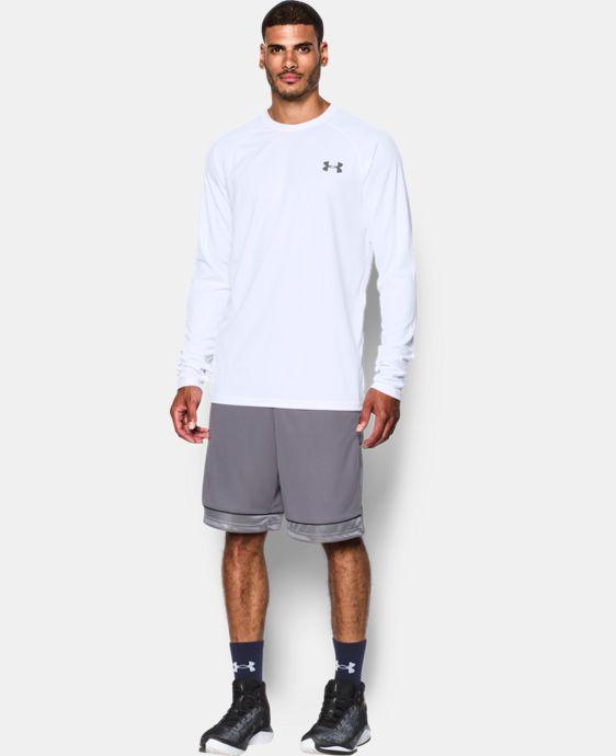 Men's UA Baseline Long Sleeve T-Shirt    $44.99