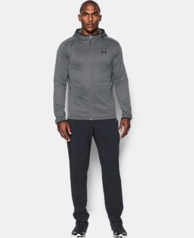 New Arrival Men's UA Scope Fleece Hoodie  3 Colors $74.99