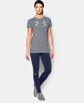 New to Outlet Women's UA Favorite T-Shirt - Big Logo  1 Color $18.99