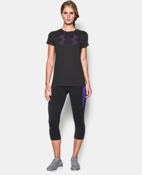 Women's UA Favorite T-Shirt - Big Logo   $24.99