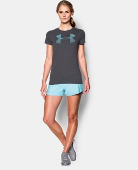 Women's UA Favorite T-Shirt - Big Logo  1 Color $24.99