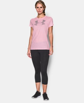 Women's UA Favorite Big Logo T-Shirt LIMITED TIME: FREE U.S. SHIPPING 1 Color $24.99