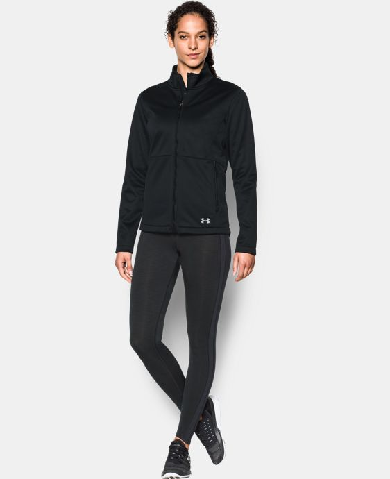 New Arrival  Women's UA ColdGear® Infrared Softershell Jacket   $169.99