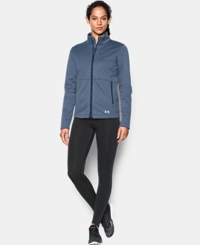 Women's UA ColdGear® Infrared Softershell Jacket LIMITED TIME: FREE U.S. SHIPPING 1 Color $149.99