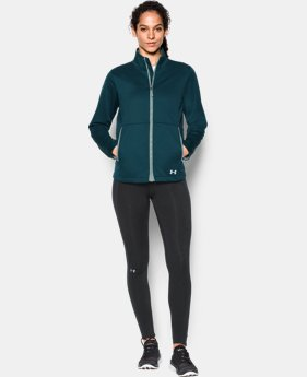 Women's UA ColdGear® Infrared Softershell Jacket  1 Color $68.24