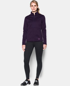 Women's UA ColdGear® Infrared Softershell Jacket  1 Color $90.99 to $112.49