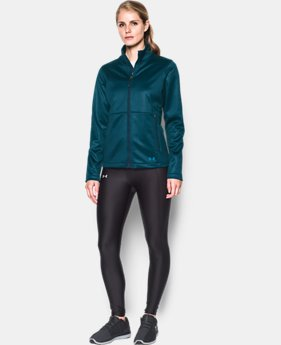 Women's UA ColdGear® Infrared Softershell Jacket  3 Colors $169.99