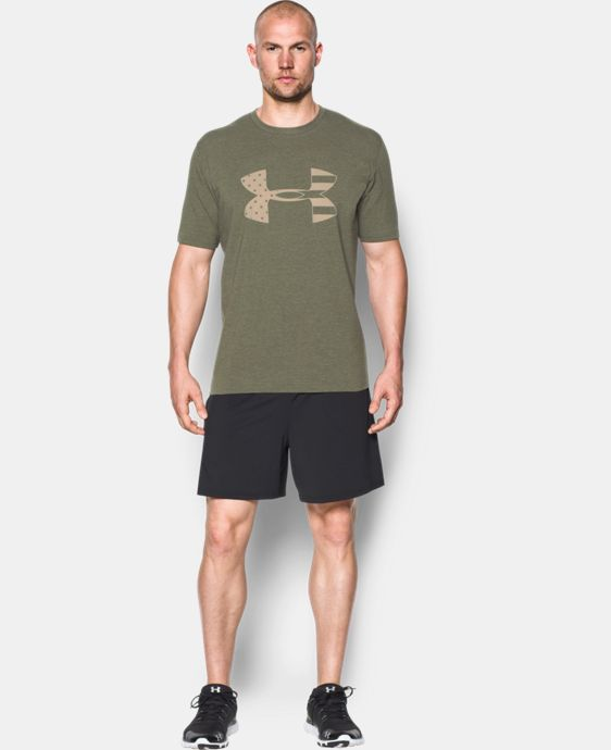 Men's UA Freedom Tonal BFL T-Shirt LIMITED TIME: FREE U.S. SHIPPING 1 Color $24.99