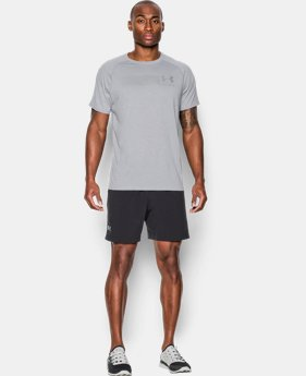 New Arrival  Men's UA Run T-Shirt LIMITED TIME: FREE SHIPPING 1 Color $34.99