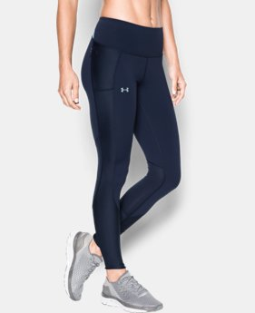Women's UA Run True Breathelux Leggings  5 Colors $79.99