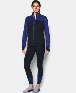Women's No Breaks UA ColdGear® Infrared Jacket LIMITED TIME: FREE U.S. SHIPPING 1 Color $124.99