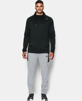 Men's UA Pursuit Funnel Neck LIMITED TIME: FREE SHIPPING 2 Colors $74.99