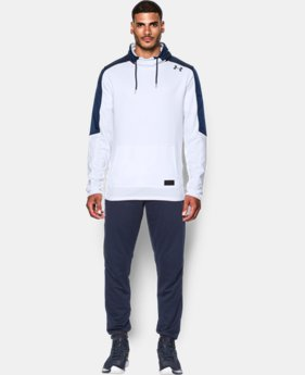 New Arrival  Men's UA Pursuit Funnel Neck LIMITED TIME: FREE SHIPPING  $84.99