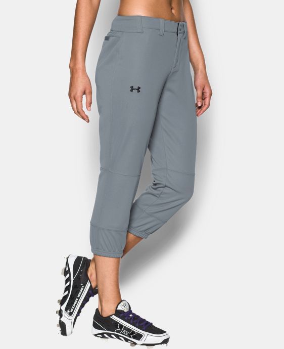 Women's UA Strike Zone Pant LIMITED TIME: FREE U.S. SHIPPING 4 Colors $29.99