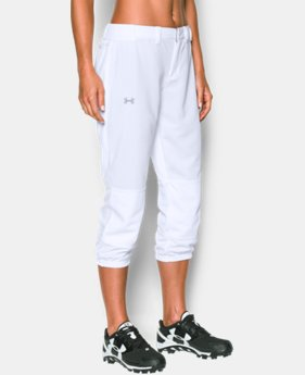 Women's UA Strike Zone Pants  1 Color $16.99 to $17.99