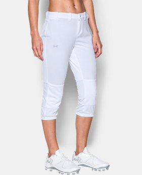 Women's UA Strike Zone Pants  3  Colors Available $17.99 to $22.99